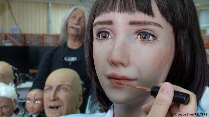 Hongkong Humanoider Roboter Grace
