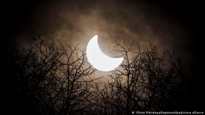 ألمانيا   Partielle Sonnenfinsternis 2015
