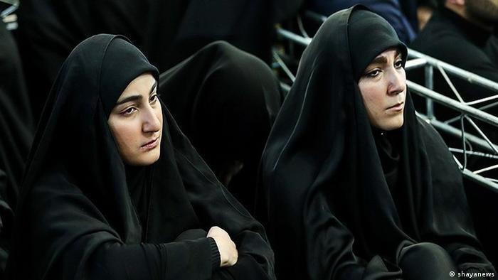 Narjes (Narges) und Zeinab Soleimani