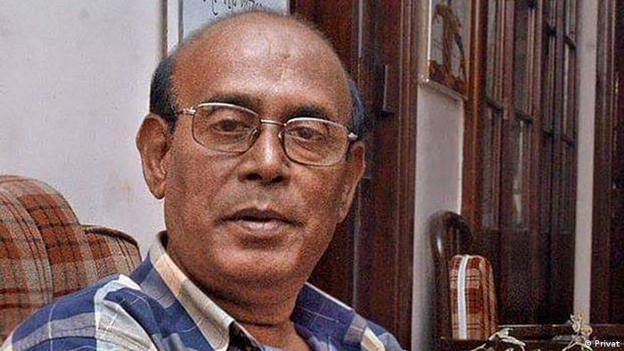 Indien Der legendäre bengalische Filmemacher und Dichter Buddhadeb Dasgupta starb heute Morgen
