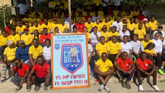 Äthiopien Neue Bekanntschaften durch Umzug und Corona in Addis Abeba