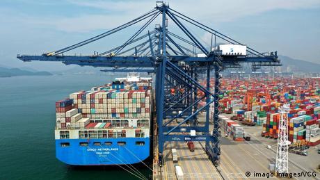 Μποτιλιάρισμα πλοίων στην Κίνα λόγω κορονοϊού
