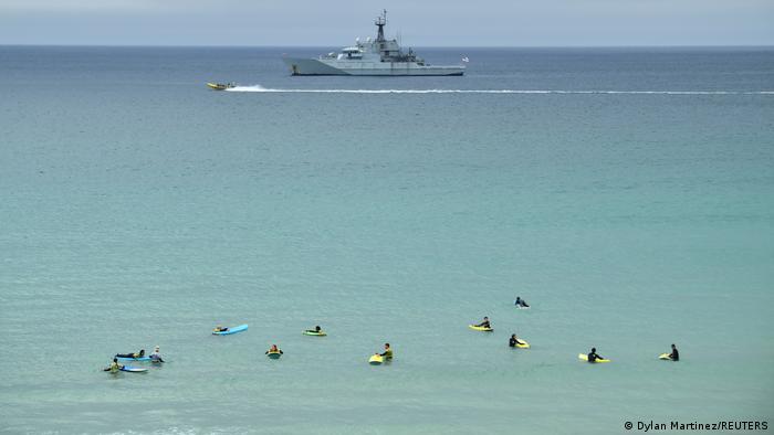 Weltspiegel 10.06.2021 | Großbritannien Cornwall vor G7 | Surfer & Royal Navy, Sicherheit