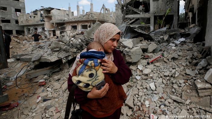 """HRW raporunda İsrail'e """"savaş suçu"""" ithamı"""