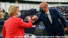 EU-Parlament Sitzung am 9.6.2021