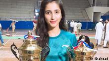 Mahoor Shahzad | Badminton