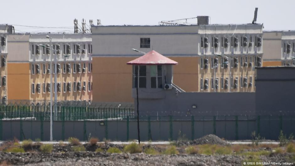 [新聞] 德國議會:北京在新疆犯下反人類罪