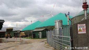 Биоустановка в Шпракебюлле
