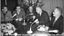 Treffen deutscher und sowjetischer Schriftsteller und Wissenschaftler 1954