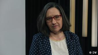 DW Sendung Afondo l Gast: María-Paz López