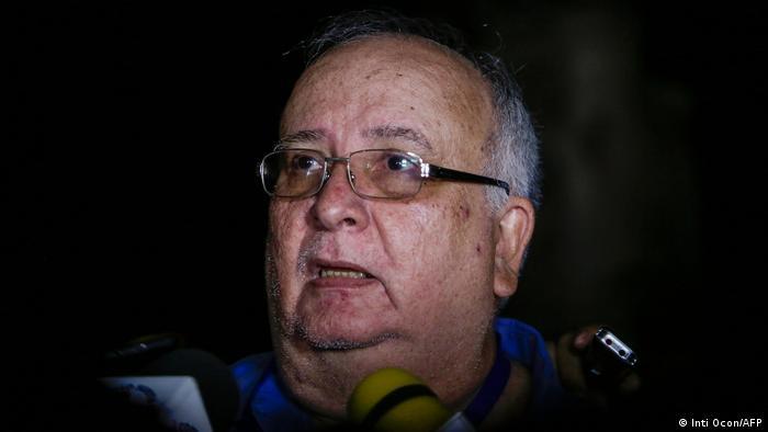 José Pallais, excanciller de Nicaragua y opositor.