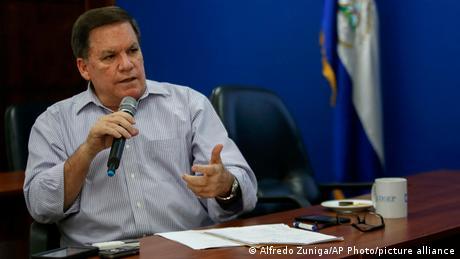 José Adán Aguerri, economista, expresidente del Consejo de la Empresa Privada.