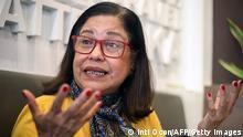 Nicaragua Oppositionspolitikerin Violeta Granera