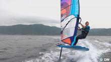 Euromaxx Hydrofoil Surfing