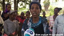 Displaced in Guraferda, in SNNPR, Ethiopia, 10.06.2021 Author/ Foto by AuthorShewangizaw Wegayehu(DW Amharic correspondent) Schlagwörter:Guraferda, SNNPR; Ethiopia, Äthiopien, 10.06.2021