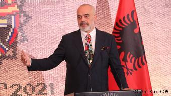 Balkan Gipfeltreffen mit den Staats- und Regierungschefs der westlichen Balkanländer