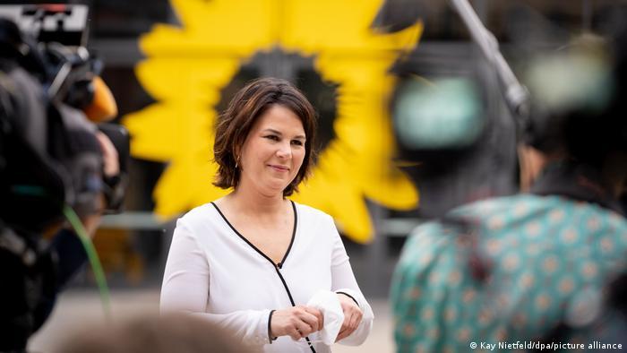 Анналена Бербок претендуватиме на посаду канцлера у разі перемоги Зелених на виборах до Бундестагу