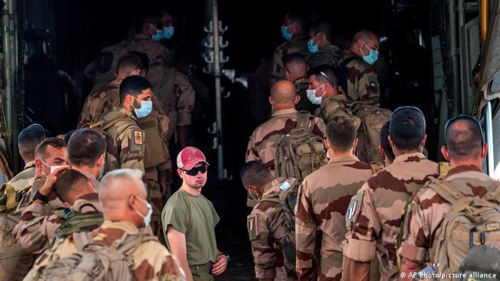"""Mali Frankreich beendet die Operation """"Barkhane"""""""