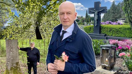 Похорон у Німеччині: могила в оренду, екопоховання і цвинтар у лісі - Відкривай Німеччину з Михайлом Малим