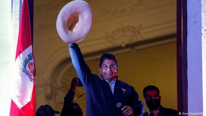 Peru Presidentschaftswahl | Pedro Castillo