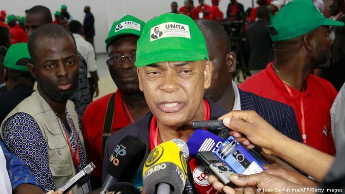 Angola |Adalberto Costa Junior Vorsitzender UNITA-Partei