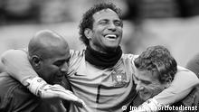 Kap Verde Torhüter Nemo der für Benfica und Vitoria de Guimarães spielte ist gestorben