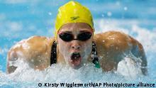 Olympische Schwimmerin Maddie Groves von Australien