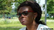 Nigeria Interview mit der nigerianischen Investigativjournalistin Tobore Ovuorie in Bonn