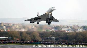 26 ноября 2003 года: последний полет Конкорда