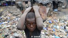 TABLEAU | Internationaler Tag gegen Kinderarbeit 2021 | Elfenbeinküste, Abidjan