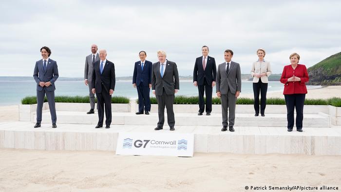 G7 Κορνουάλη