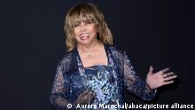 File photo dated July 03, 2018 of Tina Turner attending the Giorgio Armani Haute Couture Paris Fashion Week Fall/Winter 2018/19 held in Paris, France. In a new documentary, the 81-year-old American-born Swiss singer looks back on her extraordinary journey from country girl to rock icon. It is through this two-hour documentary that the star has chosen to say her public goodbye. Photo by Aurore Marechal/ABACAPRESS.COM