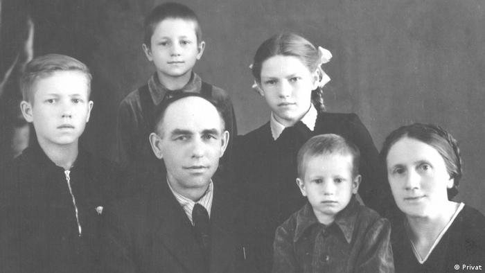 Семейството на Ромуалдас Маркаускас