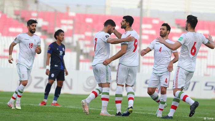 پیروزی ۱۰ بر صفر تیم ملی فوتبال ایران مقابل کامبوج