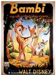 BAMBI, Filmplakat 1942