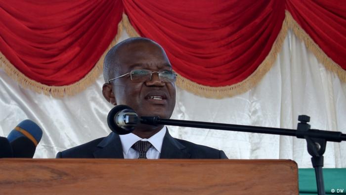 Mosambik Armindo Ngunga, Ex-Staatssekretär der Provinz Cabo Delgado