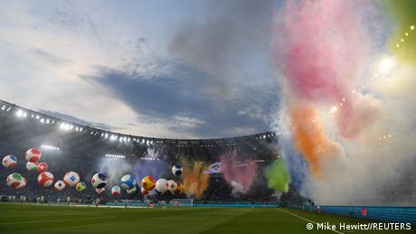 Italy beat Turkey as pan-continental, post-pandemic Euro 2020 gets underway