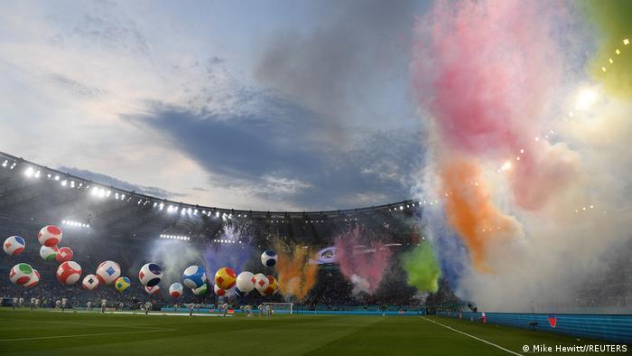 Euro 2020 | Türkei - Italien | Eröffnungsfeier