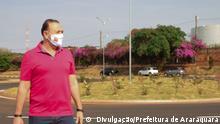 Edinho Silva, prefeito de Araraquara
