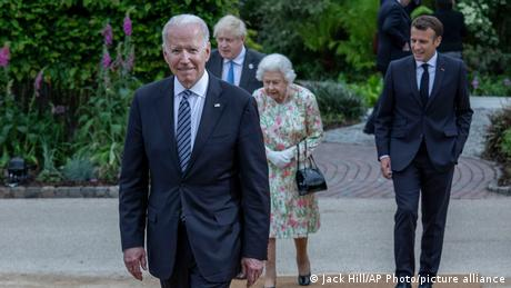 US President Biden persuades G7 to be more competitive towards China