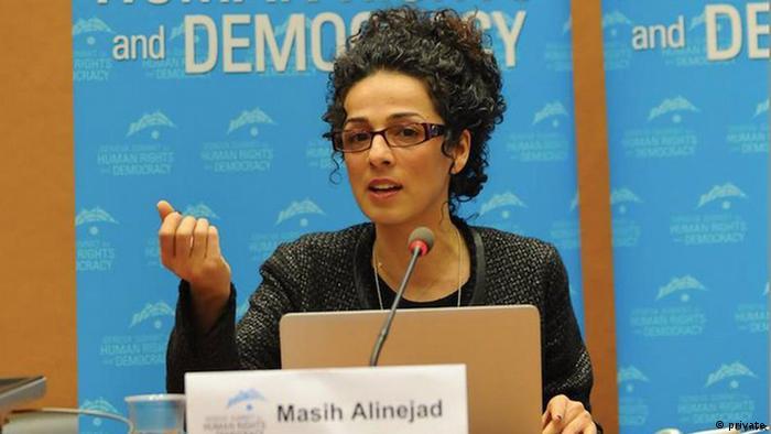 GMF2021   Speaker   Masih Alinejad