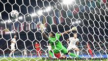 Ciro Immobile İtalya'nın ikinci golünü attı