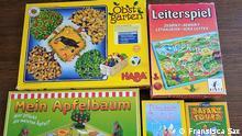 Brett- und Kartenspiele für Kinder