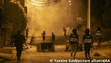 Tunesien | Tunis | Unruhen