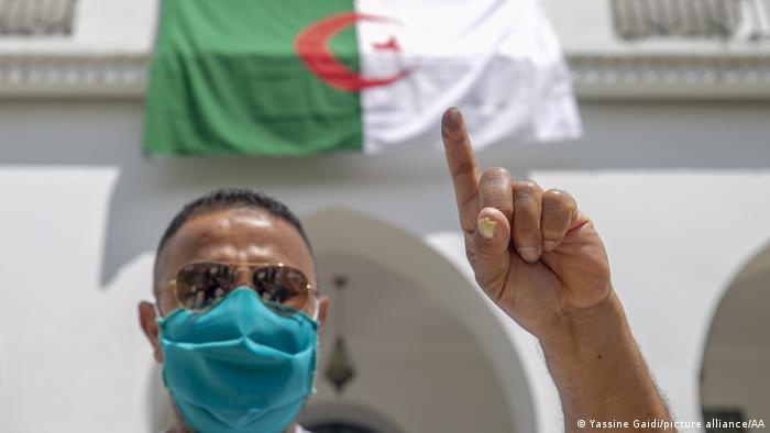 Wahlen in Algerien