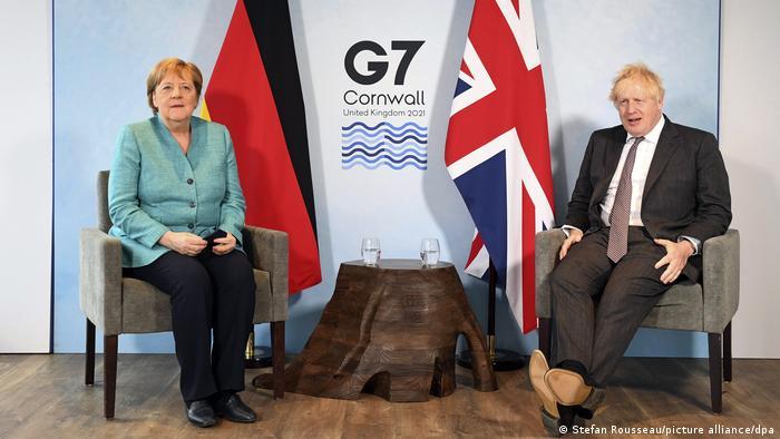 England | G7 Gipfel