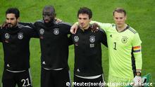 Gündogan, Rüdiger, Hummels and Neuer