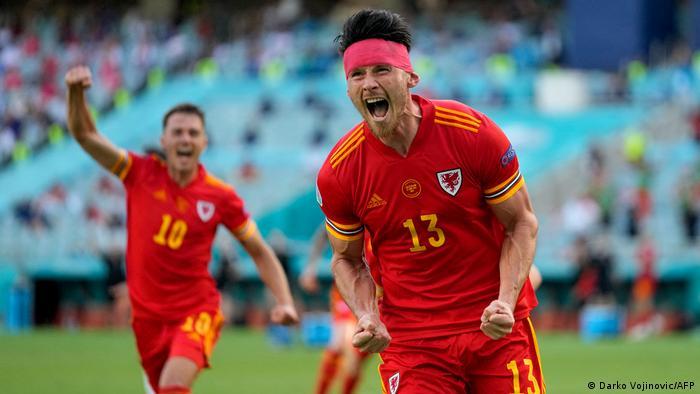 Euro 2020 | Wales - Schweiz | Tor Moore