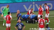 Euro 2020 | Dänemark - Finnland Eriksen