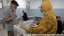 Parlamentswahl in Algerien